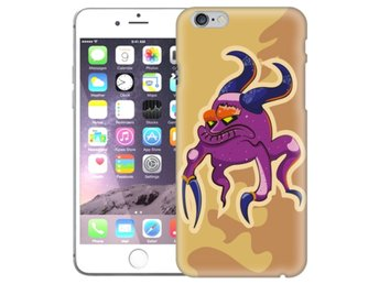 iPhone 6/6s Skal Lila Monster