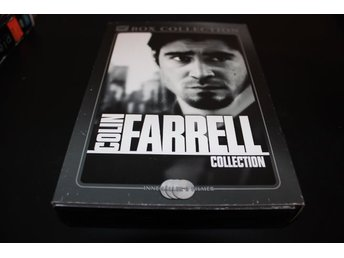 Dvd-box: Colin Farrell collection - 3 filmer