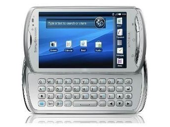Sony Xperia Pro mk16i android telefon med qwerty tangentbord - GRATIS FRAKT