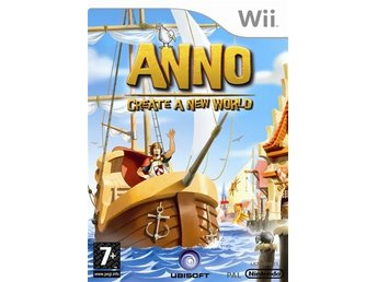 Anno - Create A New World Nintendo Wii