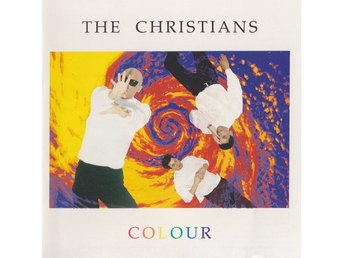 LP The Christians Colour