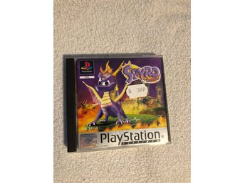 Spyro The Dragon - Platinum - Komplett