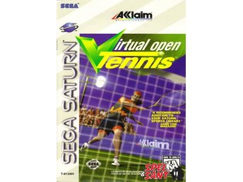 Virtual open Tennis (Amerikansk Version)