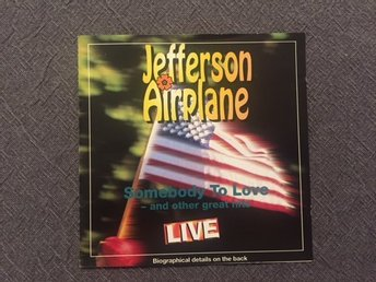 Jefferson Airplane - Somebody To Love And Other Great Hits (cd)
