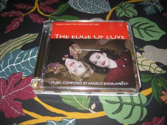 THE EDGE OF LOVE--ANGELO BADALAMENTI