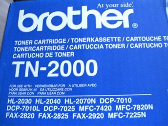 BROTHER LASERJET PATRON