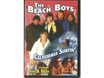 DVD The Beach Boys-California Surfin