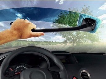 Windshield Wonder Bil Fönsterrengöring 100 % Microfiber Fri