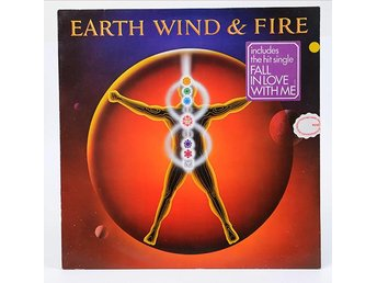 Earth, Wind & Fire - Powerlight 25120 LP 1983