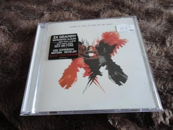 KINGS OF LEON -- ONLY BY THE NIGHT (NYSKICK) - Köping - KINGS OF LEON -- ONLY BY THE NIGHT (NYSKICK) - Köping