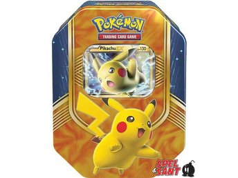 Pokemon TCG Tin Fall 2016 Pikachu