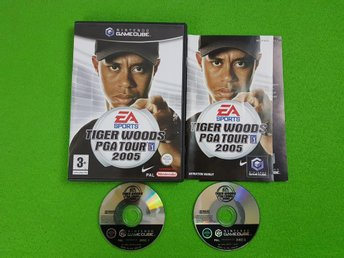 Tiger Woods PGA Tour 2005  GameCube Game Cube