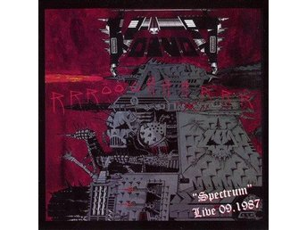 Voivod -Spectrum 1987 Old Fan club only cassette now on cd