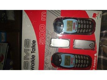 Sms walkie talkie 500 m - Smedjebacken - Sms walkie talkie 500 m - Smedjebacken