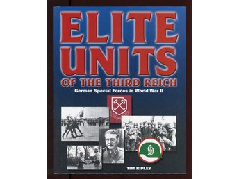 Elite Units of the third reich - German Special Forces in World War