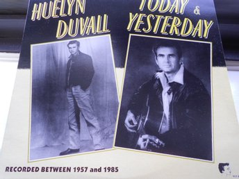RECORD-SALE SOMMAR-REA! LP HUELYN DUVALL TODAY AND YESTERDAY