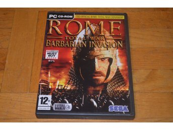 Rome Total War Barbarian Invasion - PC Spel