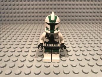 Lego Star Wars Clone Commander Gree sw380 - Oxie - Lego Star Wars Clone Commander Gree sw380 - Oxie