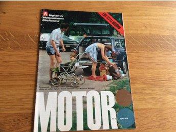 Motor nr 1 1978 Miljonmiss av Volvo,Kinnekulleleden,Fiat 127 CL - Filipstad - Motor nr 1 1978 Miljonmiss av Volvo,Kinnekulleleden,Fiat 127 CL - Filipstad