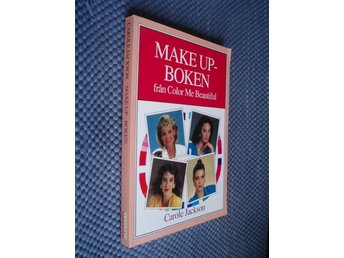 Carole Jackson - Make Up Boken från Color Me Beautiful