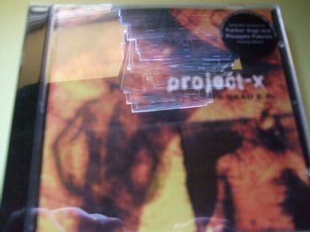 Project-X - All Systems Dead E.P. - 2000 - CD