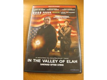 IN THE VALLEY OF ELAH - TOMMY LEE JONES, CHARLIZE THERON  - DVD