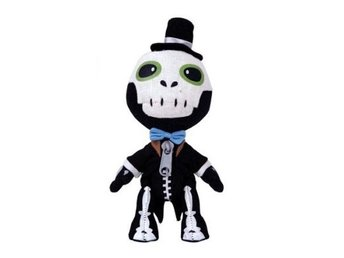 Little Big Planet 2 Sackboy Plush: Voodoo (Official) (Ny)