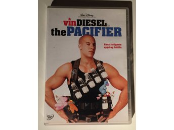 The Pacifier - Vin Diesel / Brittany Snow