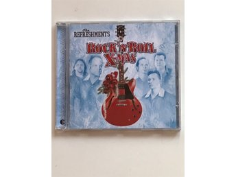 CD - Rock'n'Roll  Christmas -  The Refreshments