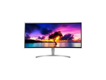 LG 37.5' 38WK95C 21:9 WQHD IPS Curved 3850x1600 HDMI/DP/USB Type-C