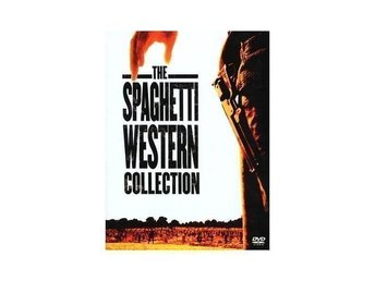 The Spaghetti Western Collection.. 6-disc.. Ny..