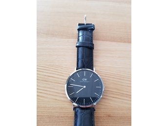 Daniel Wellington Classic Black Reading 40 mm