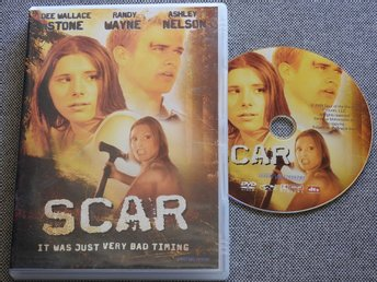 Scar DVD - Skräckfilm 2005 - Dee Wallace Stone,Randy Wayne,Ashley Nelson