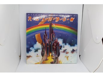 LP-SKIVA RITCHIE BLACKMORE´S RAINBOW