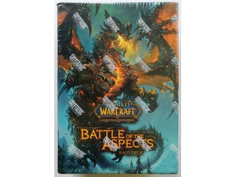 World of Warcraft TCG Battle of the Aspects Raid Deck