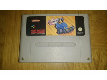 Super Nintendo/SNES: Exhaust Heat (UKV)