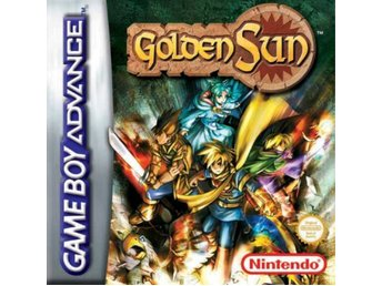 Golden Sun - Gameboy Advance