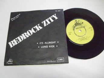 Bedrock Zity It's alright+1 PANG PSI 002