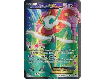 Florges EX - 116/119 - Full Art Ultra Rare XY: Phantom Forces