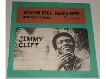 Jimmy Cliff SINGELOMSLAG Wonderful world.. 1969