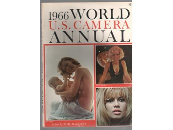 US Camera World Annual 1966