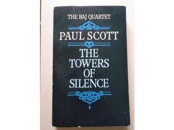 paul scott the towers of silence the raj quartet fin bok ENG - Stockholm - paul scott the towers of silence the raj quartet fin bok ENG - Stockholm