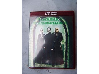Matrix Reloaded HD DVD