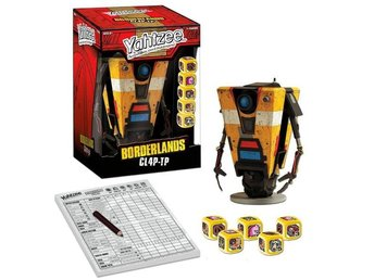 Yahtzee: Borderlands CL4P-TP Game
