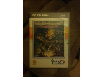 PC spel. Might and Magic