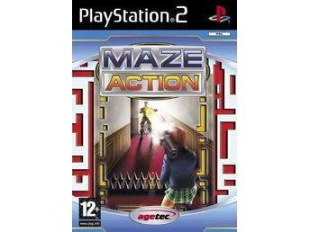 Maze Action - Playstation 2