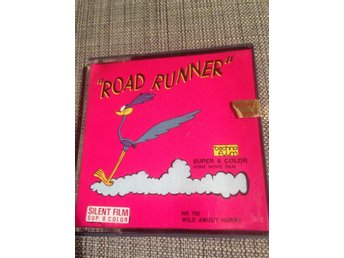 Road Runner - Wild about hurry - Super 8