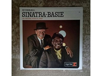 Sinatra - Basie An Historic Musical. First. Repris Records - FS-1008