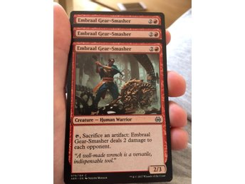 Magic the gathering embraal gear-smasher
