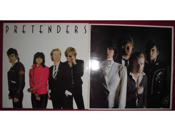 PRETENDERS X 2! Brass in pocket I go to sleep ( Kinks cover ) etc.